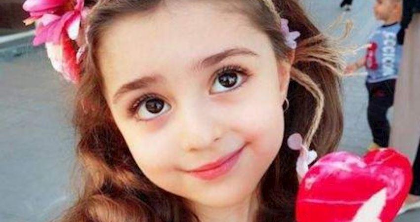 伊朗8歲女孩酷似洋娃娃,被封為「世界最美女孩」,父親辭職當保鏢