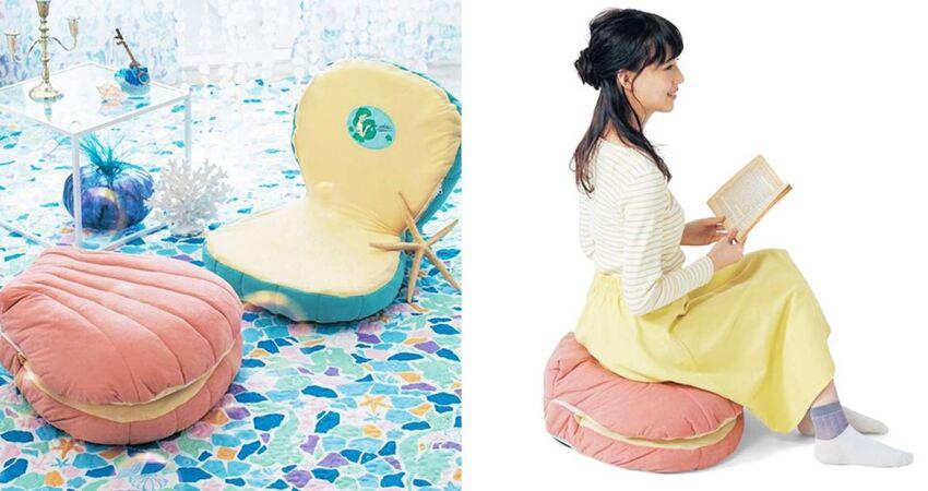 慶祝電影30週年!日本推超療癒「小美人魚家具」 浴室秒變成海底世界