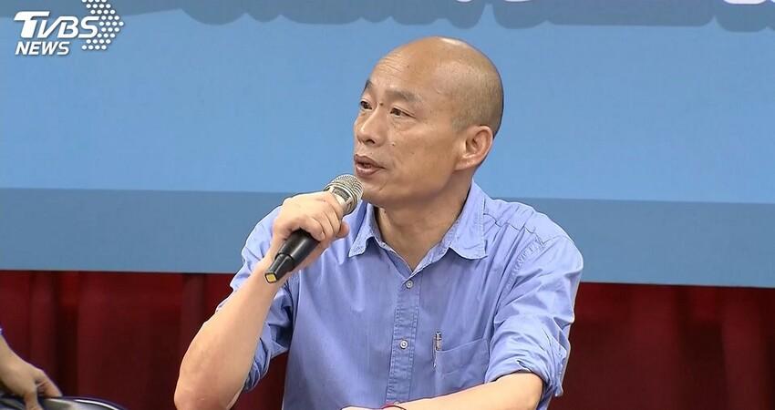 轟「罷免是無聊小兒科遊戲」 韓國瑜:做不好我罷免自己