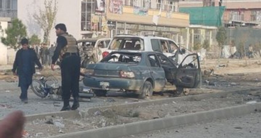 喀布爾汽車炸彈攻擊 至少7死7傷