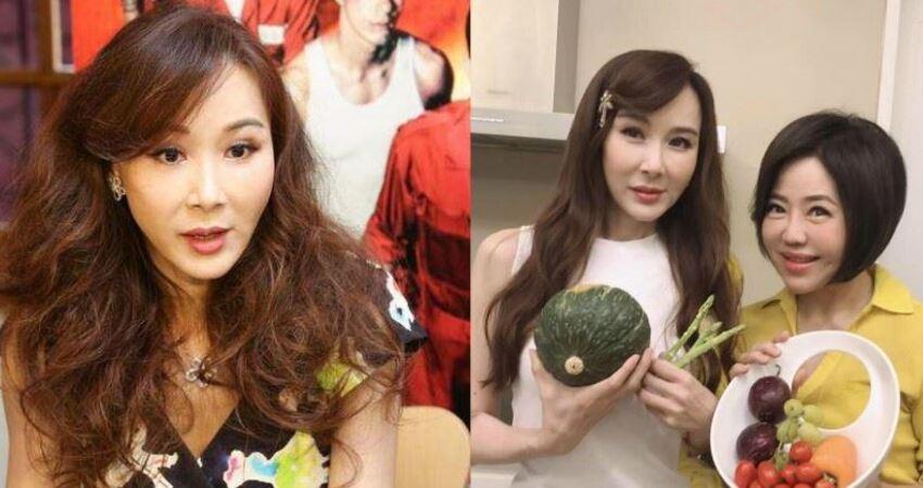 台灣第一美女!51歲蕭薔凍齡顏值「跟大學生有得比」 於美人曝「當場要求卸妝」現場人都看傻了