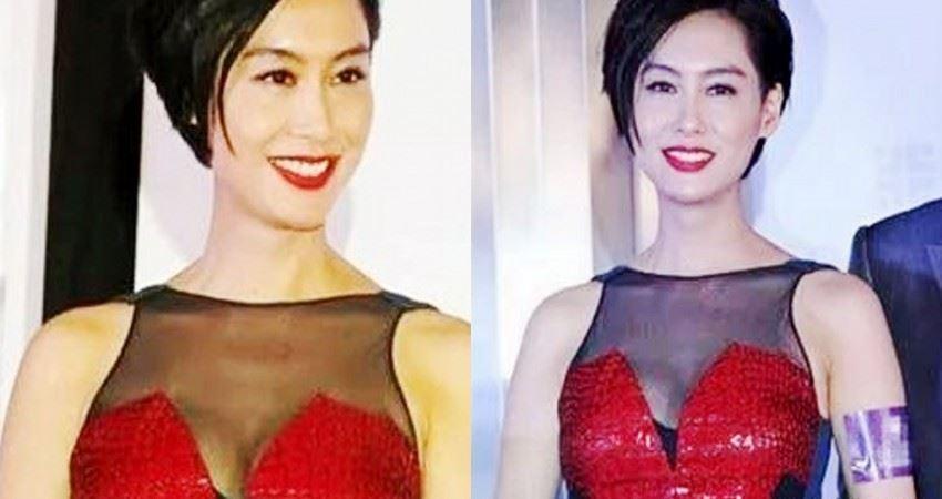48歲朱茵的身材火了,婀娜多姿毫無老態,網友:美到犯規!