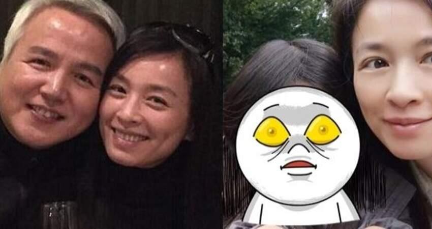 張庭8歲女兒近照曝光,眼睛小牙齒大,網友:缺點都長在她身上!鄉下小孩都比她漂亮!