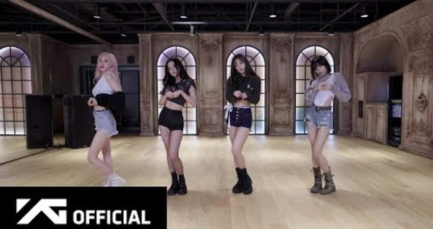 粉絲可以學完整新舞了!BLACKPINK公開〈LovesickGirls〉舞蹈練習片