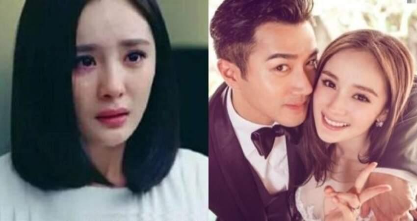 楊冪劉愷威離婚:「合則來,不合則散」就算全世界都不愛我,我也可以自己愛我!