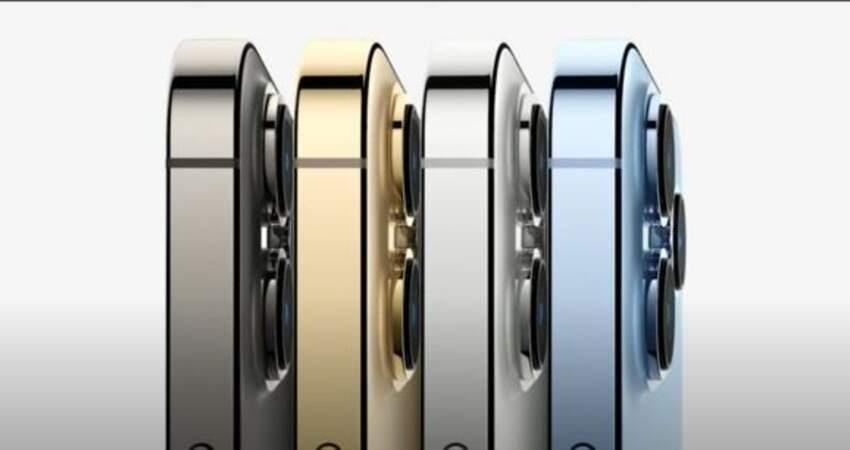 預約3分鐘旋風搶光!iPhone13ProMax果粉最愛、天峰藍最受歡迎