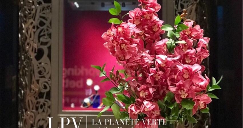 LPV (La Planète Verte)【香港花藝設計】宴會、窗櫥展示、舞台活動都少不了的要角!香港花店,香港花束,...