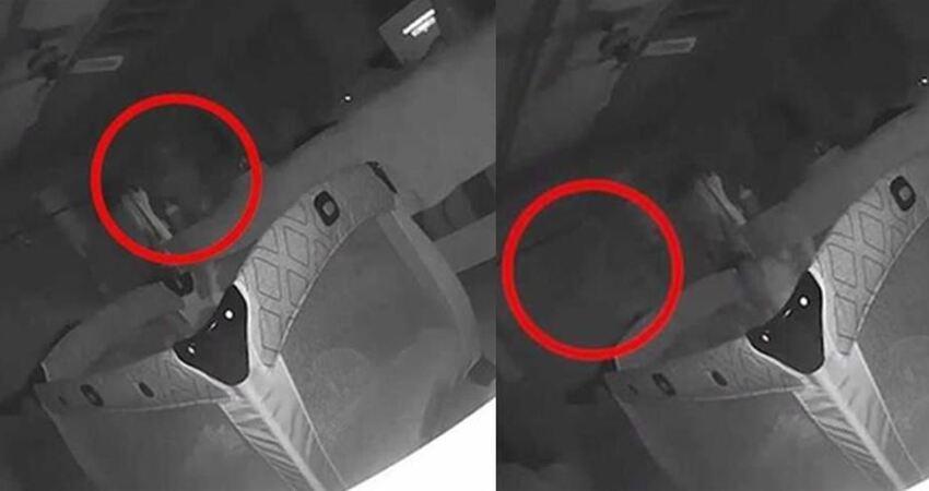 美國一女孩臉上現三道抓痕,監控拍下詭異一幕,父母看了急搬家