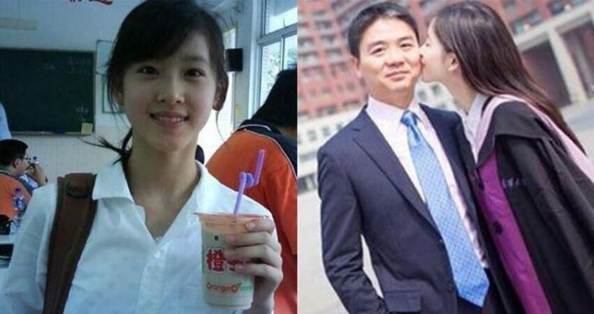 16歲因一張照片紅遍網路,卻與大19歲大叔結婚,如今的她和馬雲名列富豪榜!