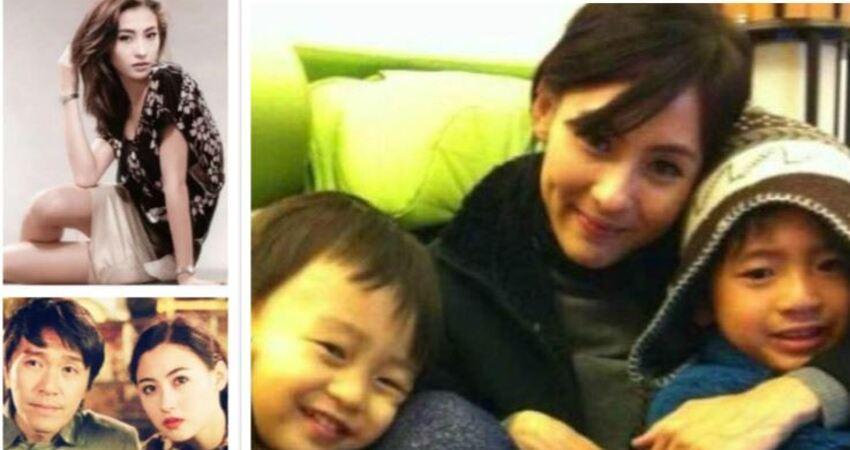 醫院洩露張柏芝3胎DNA,周星馳成「小王子」生父官方回應了