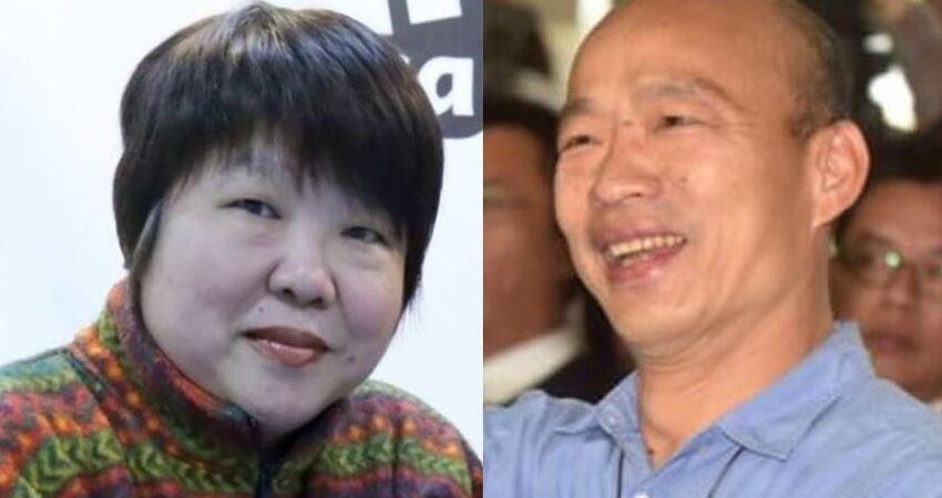 韓國瑜駁斥系列指控將提告 黃光芹:等我寫完 要告一起告!