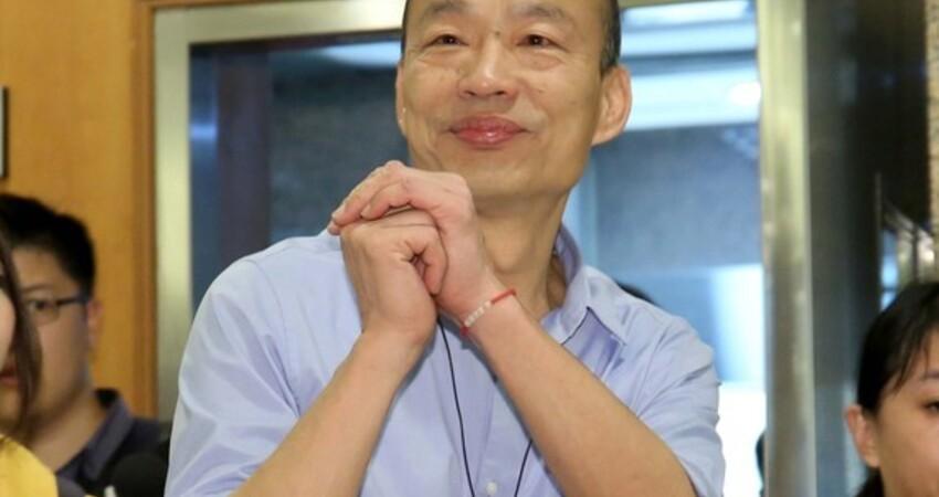 「我瘦了5公斤還在持續憔悴」 韓國瑜笑喊:抹黑的拜託周休二日