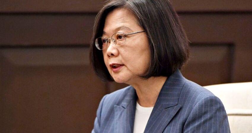蔡總統:台灣關心但不介入香港 呼籲北京港府用智慧誠意解衝突