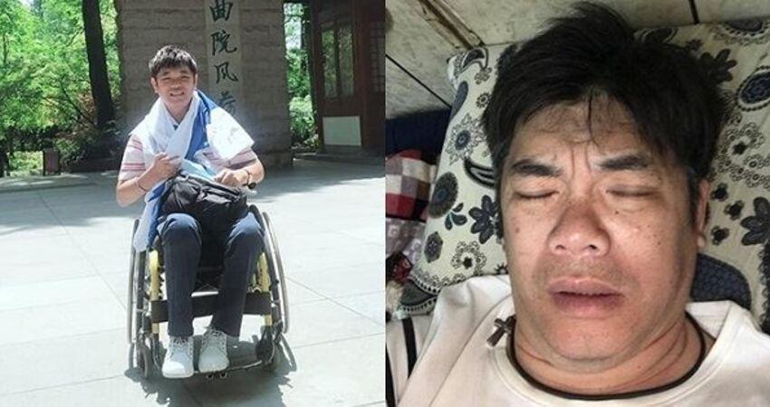 「曾月入百萬」一場意外終身坐輪椅,被妻子無情拋棄,輪椅養雞王開創奇蹟人生!