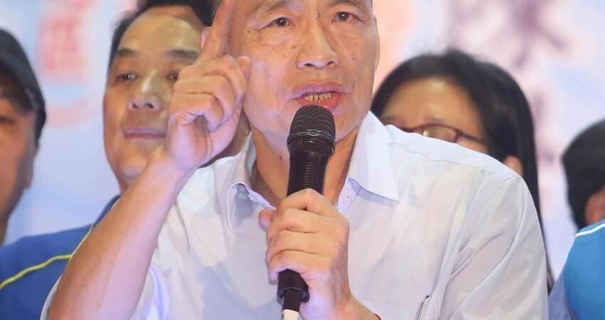 年改釋憲 韓競總回應批評民進黨二度傷害!