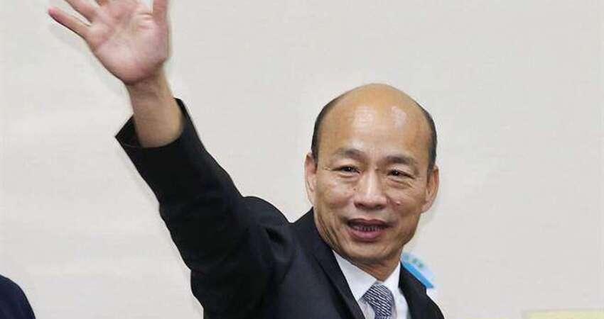暗酸「郭柯王」 韓聲明勿因選戰模糊紀念八二三