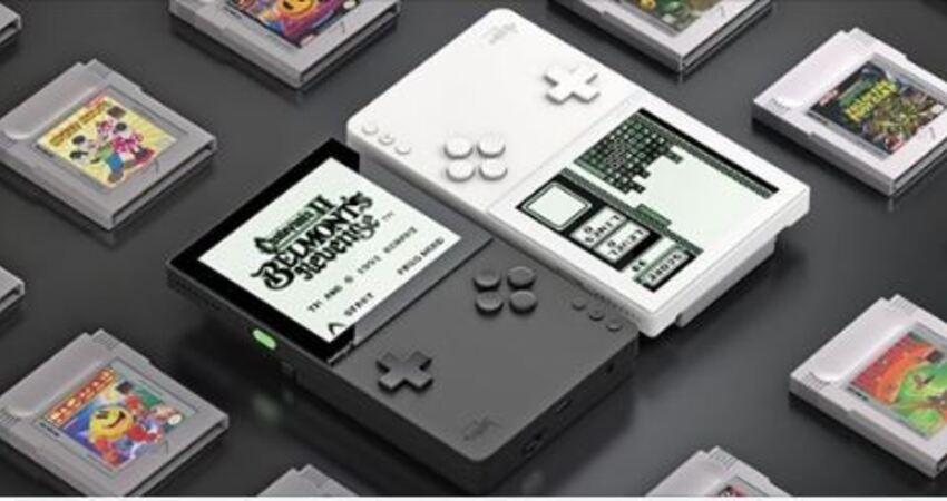 致敬攜帶型遊戲機!任天堂GameBoy「最完美複製品」誕生 2020年開賣
