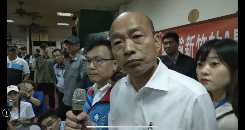 韓國瑜副手人選確定了 不是朱立倫也不是周錫瑋,而是他!