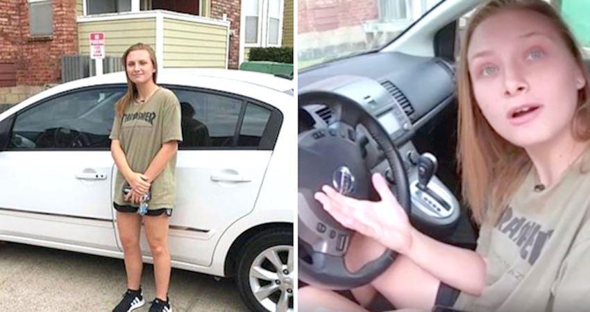 日走22公裡上班…女服務生貼心「多加冰淇淋」 顧客感動送她一台車