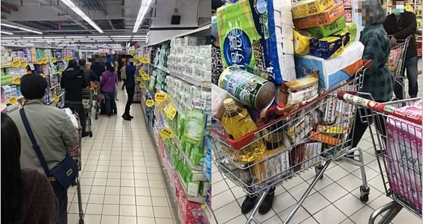 台北人「買一堆衛生紙」到底幹嘛? 真相曝光:難怪搶翻