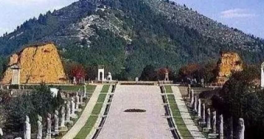 中國最難被盜的帝王墓!40萬人一起出動也沒挖開!