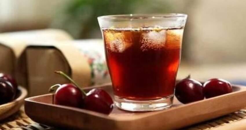 夏日必備飲料酸梅湯,自製一款老少皆宜、清熱解暑的飲料吧