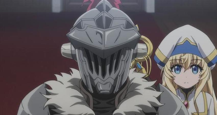哥布林殺手:男主以前的牛角頭盔更帥,只不過牛角被哥布林打壞了