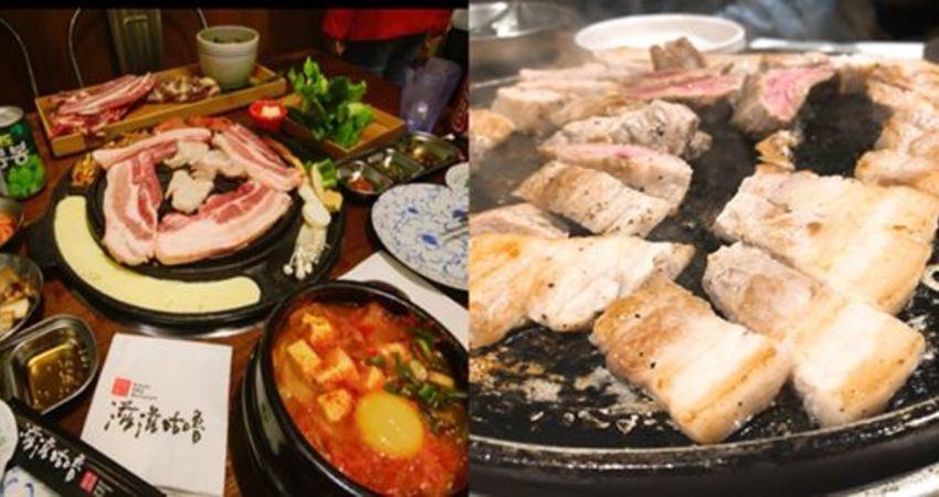 全台10家韓式燒肉特集,讓你成功攻佔IG版面化身洗版王!