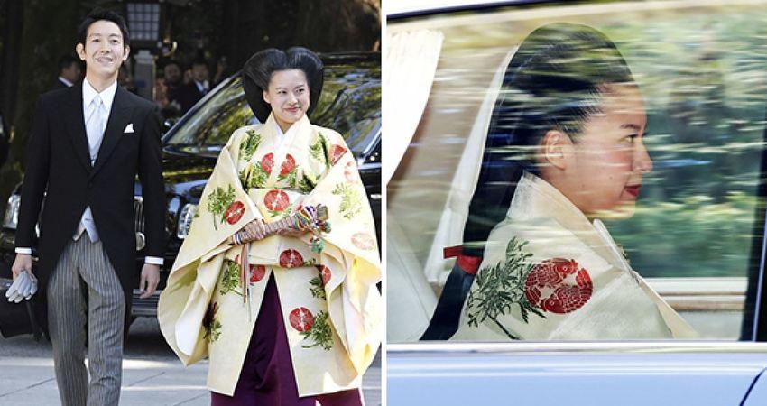 又一位日本公主下嫁平民 絢子公主出嫁「正式變普通人」回不去了