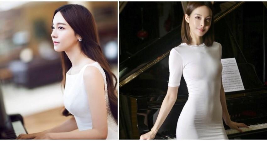 世界最美鋼琴家!華裔鋼琴女神「氣質仙女臉蛋」驚艷全球 辣曬「體脂12%絕美身材」網友再暴動