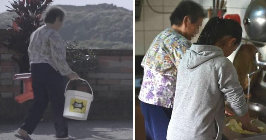 靠7000補助養家!78歲嬤「為讓孫女去畢旅」每天只吃菜 咬牙苦撐「也不敢出門」哽咽:很怕連累她們
