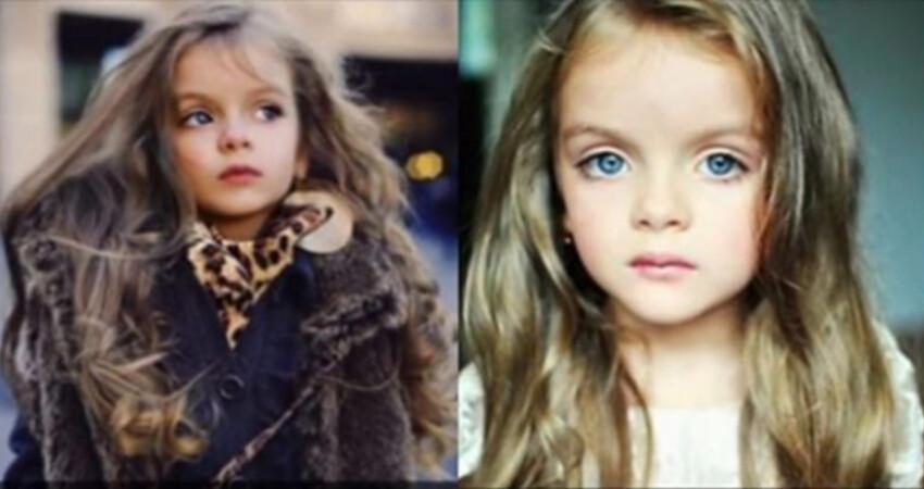 當年俄羅斯最美的女孩長大了!她「如今的模樣」,讓網友全驚呆了:這怎麼可能!
