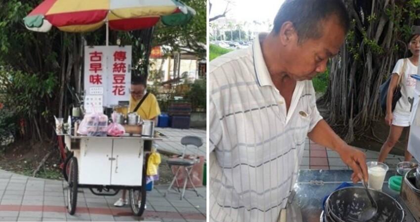 天氣熱就起水泡!台南夫妻「頂烈日賣豆花」苦撐7小時 母子罹怪病「每天湊銅板維生」:倒下了誰來照顧