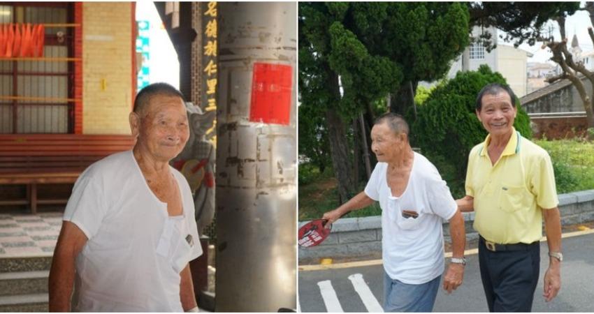 94歲老農省吃儉用「捐錢鋪路」甘之如飴 今仍烏髮茂密「每月徒步7公里參拜」10年如一
