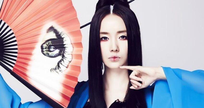 韓國20世紀末電音天後李貞賢이정현(LeeJungHyun)