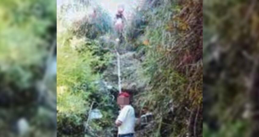30歲男上山就失蹤!好友洗出當時照片「身後多一個人」 廟公冒冷汗「已經被帶走了」