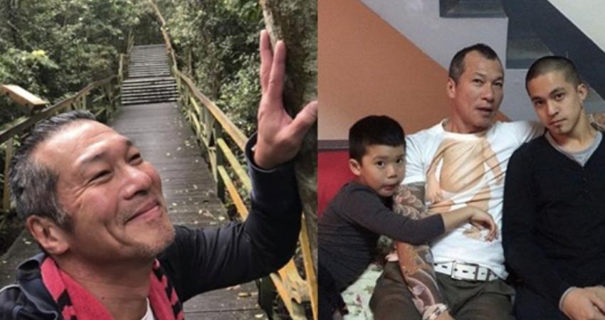 62歲黃仲崑想隱居山林「自然養生有一套」靠爬山健身 「堅持3低飲食」曝獨特保養秘訣:和兒子當交心好友