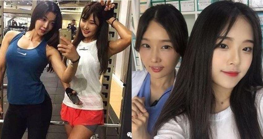 逆天的50歲,韓國大媽和女兒合影卻被誤以為是妹妹