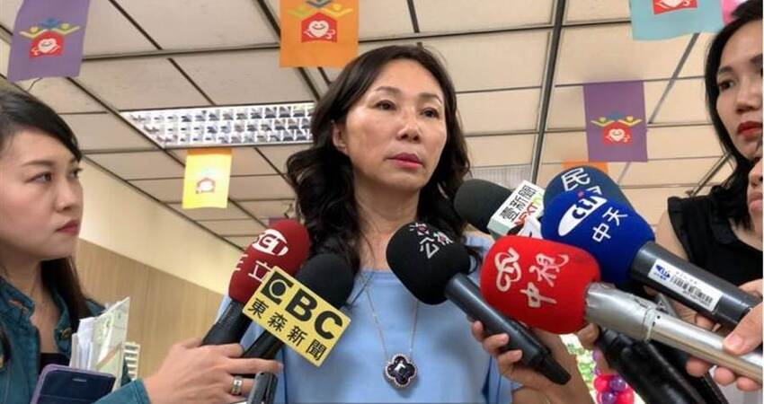 李佳芬遭爆「夫人干政」韓國瑜怒轟一句