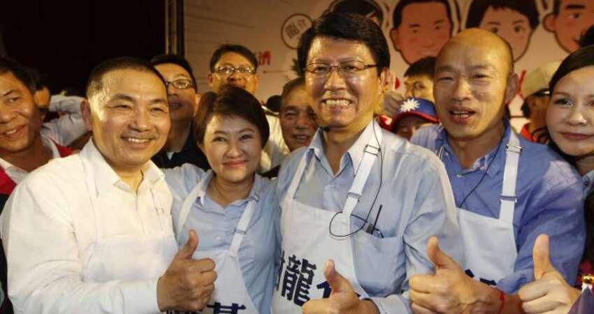 讚侯友宜、盧秀燕是「真輔選」 謝龍介:顧好選區,票才能轉移給韓國瑜