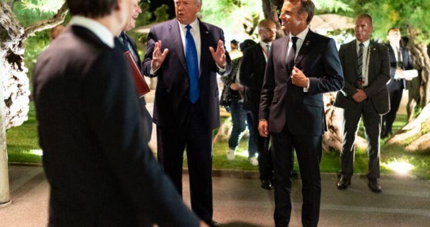 G7東道主法國專挑川普難堪議題 美方超不爽