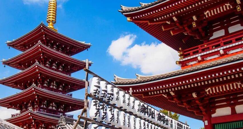 去東京旅行,你絕不可錯過這些歷史境地!