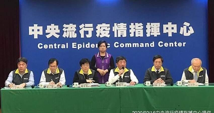 台灣新增武漢肺炎2確診現首例本土死亡個案