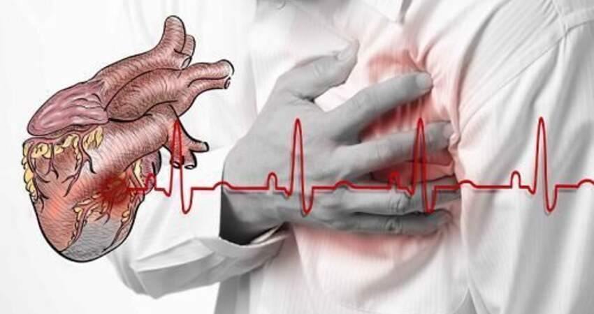 胸痛不等於心絞痛!具備這4個條件的胸痛才是心絞痛,千萬記住!