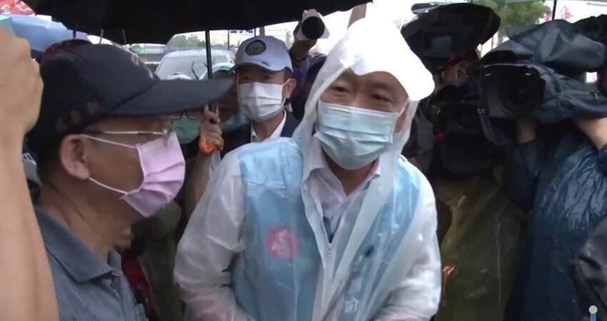 韓國瑜這段話網友全哭了:忌妒高雄人有這麼好的市長