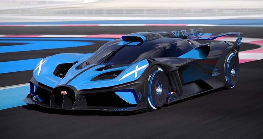 四輪怪物登場!史上最接近光速超跑「BugattiBolide」 超狂蠻力打破歐洲排放規範!