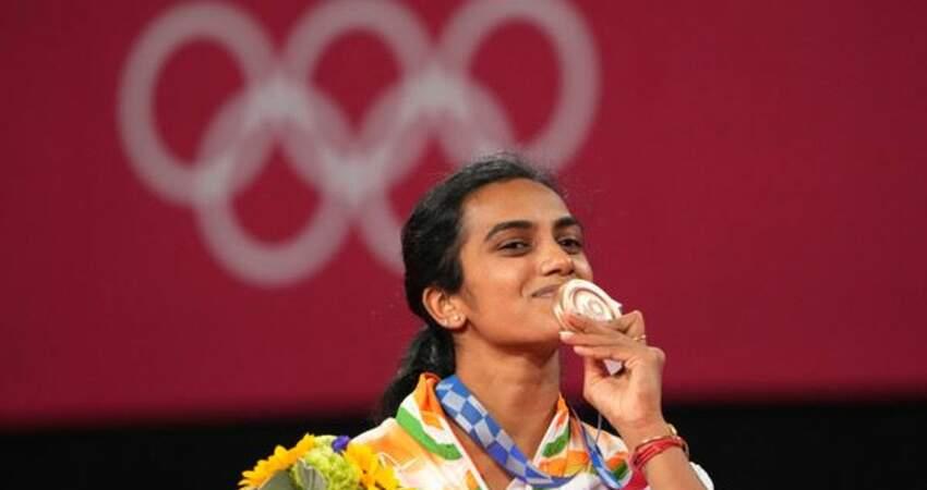 讓小戴爆哭的最暖女孩!印度選手辛度備戰奧運 曾3個月不用手機