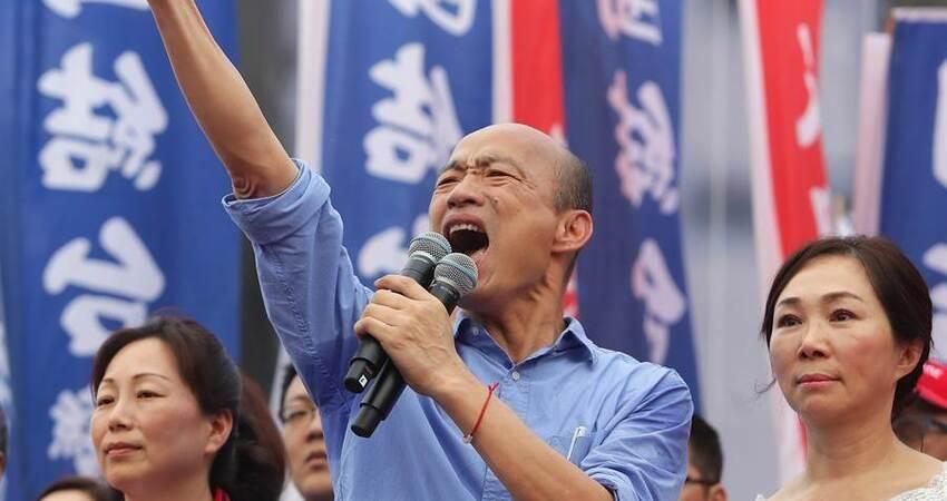 韓粉注意!111開票之夜韓國瑜將在這迎接勝利