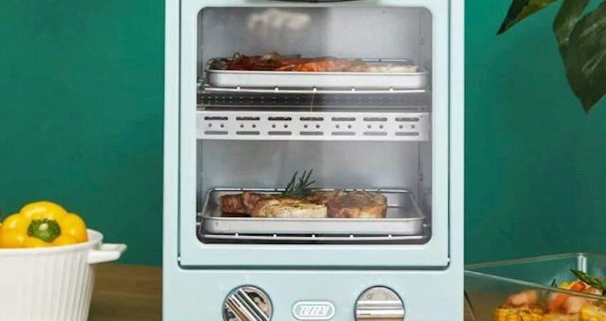 熱賣到脫銷的烤箱,竟只有A4紙大