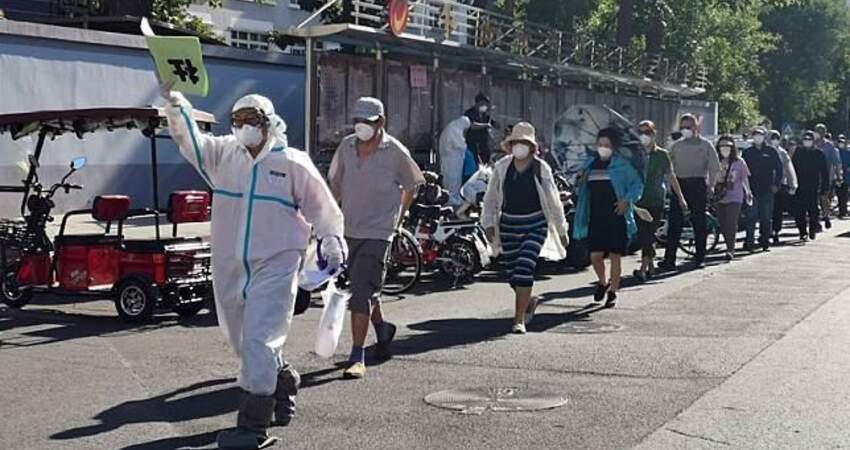 北京再增8例武漢肺炎官方:病毒株來自歐洲